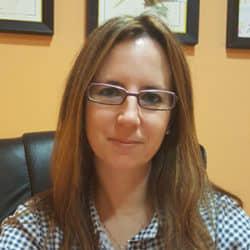 Elena Aznar García, Pedagoga y Logopeda en Alcalá de Henares