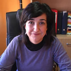Marta Peralta - Psicóloga en Alcalá de Henares